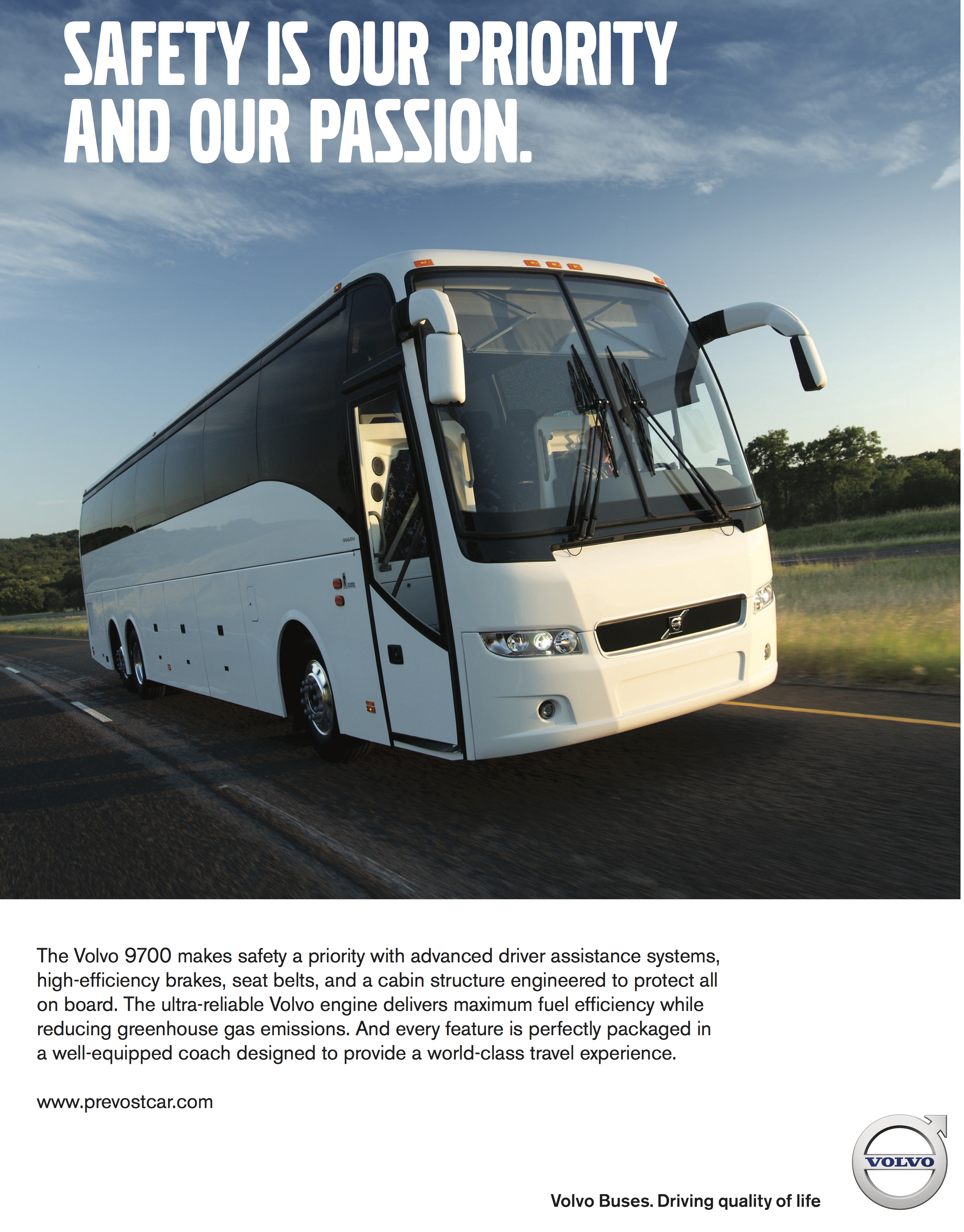 MCI's New J3500 Small in Size, Big in Features